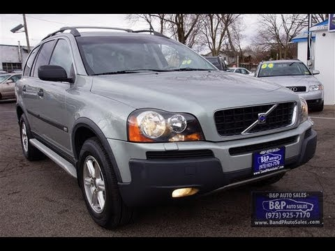 2003 volvo xc90 problems online manuals and repair. Black Bedroom Furniture Sets. Home Design Ideas