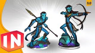 Disney Infinity 3.0 - Avatar Figure Designs Revealed - EXCLUSIVE NEWS