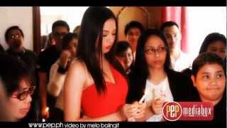 getlinkyoutube.com-Julia Montes House blessing (clip montage)