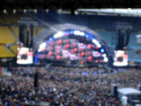 Bon Jovi tour 2011 - Vienna 22.7.2011 - Its my life
