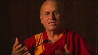 Matthieu Ricard on Happiness - part 1