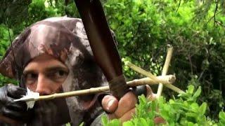 getlinkyoutube.com-How to Make Brush Blinds for Super Close Turkey Hunting (HD)