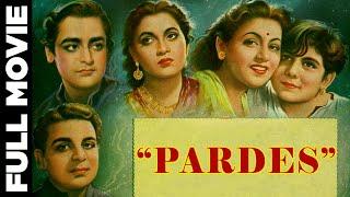 Pardes 1950 | Hindi Movie | Madhubala, Rehman, Karan Dewan  | Hindi Classic Movies