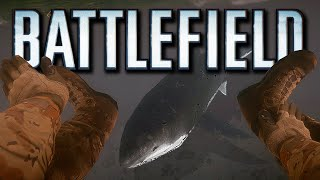 getlinkyoutube.com-Battlefield 4 Funny Moments - Hacking Shark, Weird Knife Glitch, Trolling Enemies! (Funny Moments)