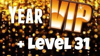 getlinkyoutube.com-♥ Year VIP on MSP + Level 31 ♥