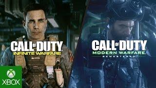 Call of Duty: Infinite Warfare - Legacy Edition Trailer
