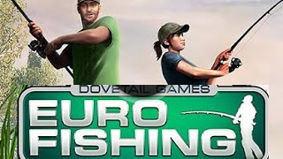 Euro Fishing 2015 Dovetail Games PC VER GAMEPLAY VİDEO HD