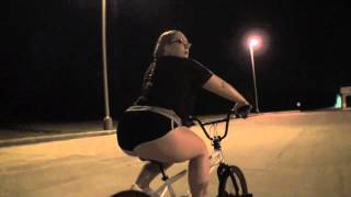 getlinkyoutube.com-Big Booty In Black Shorts (Phat Pawg Big Booty Ass)