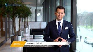 PMPG Polskie Media S.A., Michał Lisiecki - Prezes Zarządu, #27 PREZENTACJE WYNIKÓW