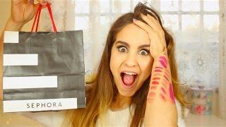 getlinkyoutube.com-HAUL de maquilhagem - Maquillalia, Primark, Well's/Clarel, Kiko, Primor | Sara Ferreira
