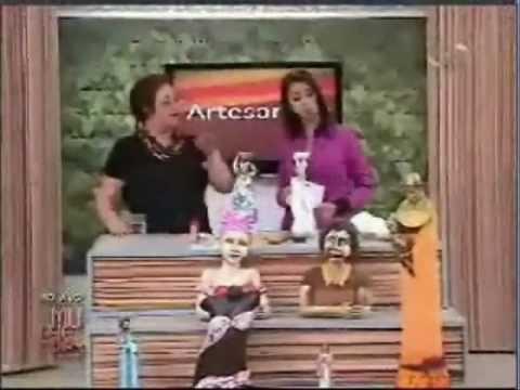 Programa Mulheres -Lavadeira em gesso decoupada - Brechoarte Gesso