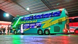 getlinkyoutube.com-Bus Tingkat Mewah Efisiensi Mercedes-Benz OC500RF 2542