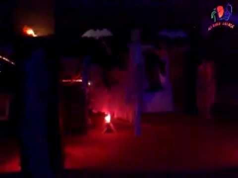 Halloween Decorations  Ali Baba Palace ديكور حفل الهلوين بقصر علي بابا
