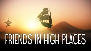 getlinkyoutube.com-Friends In High Places | steampunk pirate fantasy short film
