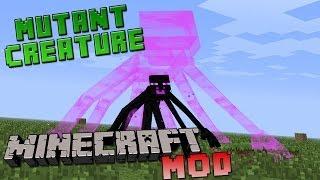 Minecraft - Il Laboratorio di Lyon: Le Migliori Mod - Mutant Creature [Enderman & Co]