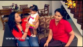getlinkyoutube.com-Hiru TV Tharu Niwadu Gihin - Kusum Renu | 2014-12-11