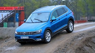getlinkyoutube.com-Volkswagen Tiguan 2016 Test off road