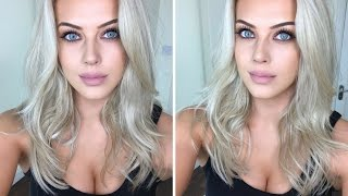 """getlinkyoutube.com-""""Realtime"""" Get Ready With Me 