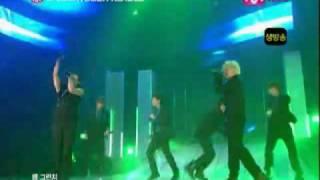 getlinkyoutube.com-LIVE MBLAQ Rain vs B2ST  Again & Again