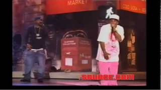 getlinkyoutube.com-Dipset Performance at The Source Awards '03