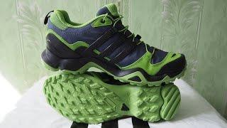 getlinkyoutube.com-Обзор кроссовок Adidas Terrex Swift R GTX