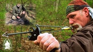 getlinkyoutube.com-Using the Slingshot to Hunt Bigger Game