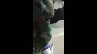 getlinkyoutube.com-مقتل شاب اثناء استعراض مليشيات سرايا السلام الصدري ١