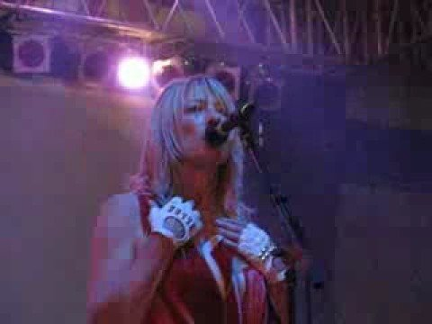 Sonic Youth - Shaking Hell live in Bolzano 2008