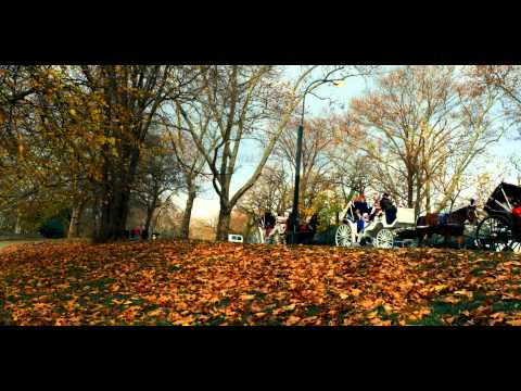 Royalty Free Stock Footage of Horse drawn carriages in Central Park, New York City.
