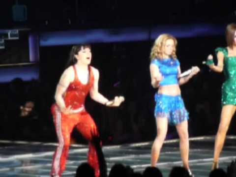 The Return Of The Spice Girls Tour - Act 5 Spiceflash Edition by Rick (World Tour 2007-2008).mpg