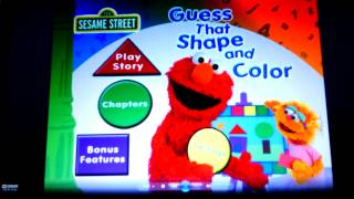 getlinkyoutube.com-Sesame Street- Guess that Shape and Color