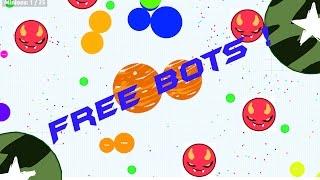 getlinkyoutube.com-Agar.io - Free Bots / Minions !