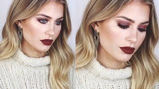 getlinkyoutube.com-Herbst Make-up Tutorial 🍁🍂 | BELLA