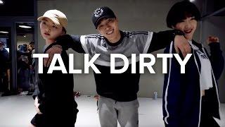 getlinkyoutube.com-Talk Dirty - Jason Derulo / Junsun Yoo Choreography