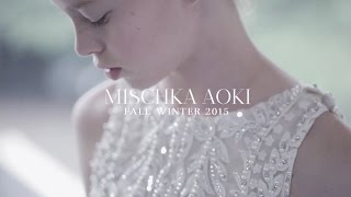 getlinkyoutube.com-MISCHKA AOKI Craftsmanship - The Making of The Fall Winter 2015 Couture Collection
