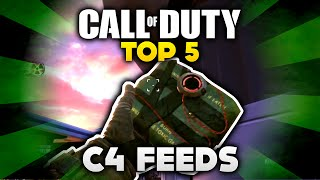 getlinkyoutube.com-Call of Duty - Top 5 C4 Feeds! (Deutsch/German)