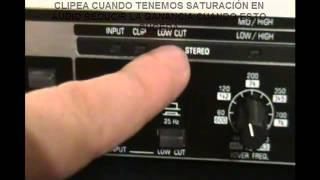 getlinkyoutube.com-Sensitive Crossover Behringer CX2310 (A LA VENTA)