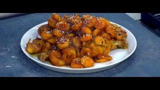 getlinkyoutube.com-Chicken Tagine with Apricots   طاجين الدجاج بالمشمش