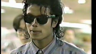 getlinkyoutube.com-Michael Jackson BAD Tour Japan Documentary (Full)