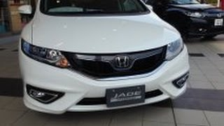 getlinkyoutube.com-HONDA ニューモデル新型JADE『ジェイド』HYBRID誕生 体感インプレッション!impression