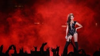 Super Bowl Performance 2013 Halftime Show