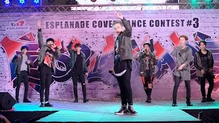 getlinkyoutube.com-160910 SHOWTIMEz cover iKON - Apology + Anthem + SINOSIJAK + BOOMBAYAH @ Esplanade#3 (Semi-Final)