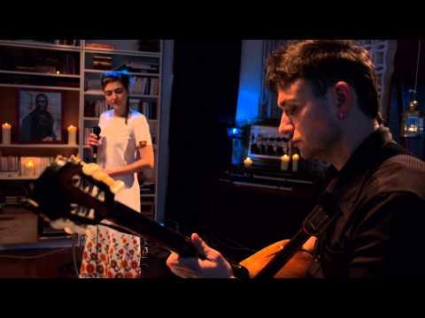 Carina Salvado - Purple Sheep Sessions - A Pomba da Ponte