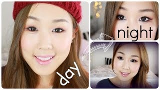 getlinkyoutube.com-Day-to-Night Romantic Holiday Makeup ♥ w Sigma's Enlight Collection #SigmaEnlight