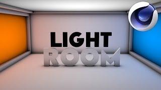 getlinkyoutube.com-Create A Sexy Light Room (No Plugins) | Cinema 4D Tutorial