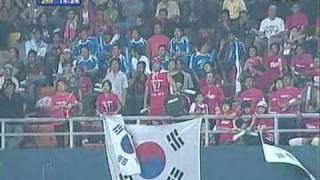 getlinkyoutube.com-AFCアジアカップ2007 - 韓国の選手、監督らの退場シーン