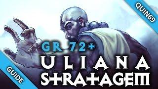 getlinkyoutube.com-Diablo 3: GR72+ Uliana's Stratagem Monk (Update | 2.3 | Season 4)