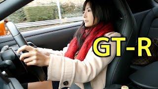 getlinkyoutube.com-憧れの「GTR R35 2017年モデル」をレンタルしたよ♪( ^ ^ )/ @カーレンタル東京