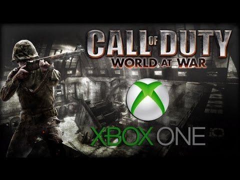 La nueva Xbox One | Call of Duty World At War
