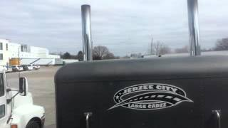 getlinkyoutube.com-Peterbilt shifting exhaust/ turbo sound